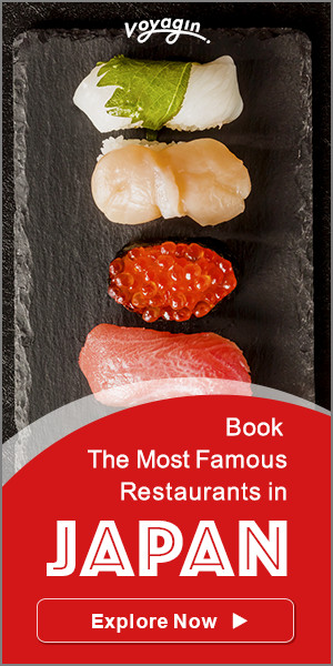 Book the best Resturants in Japan